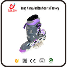 Factory Price PP Outsole Material street glider roller skate shoes with long service life