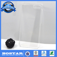2014 Hot selling Cheap mobile phone cover clear PC hard plastic case for Amazon Fire Phone