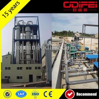 Low emission waste oil recovery system made in China