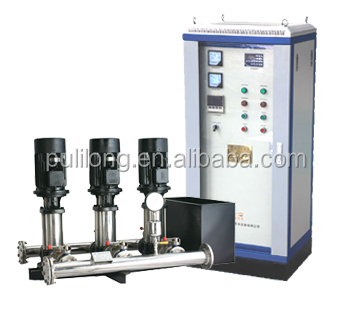 HG100-48/64/80/100 water treatment services-Constant Pressure Domestic Variable Pump Package System