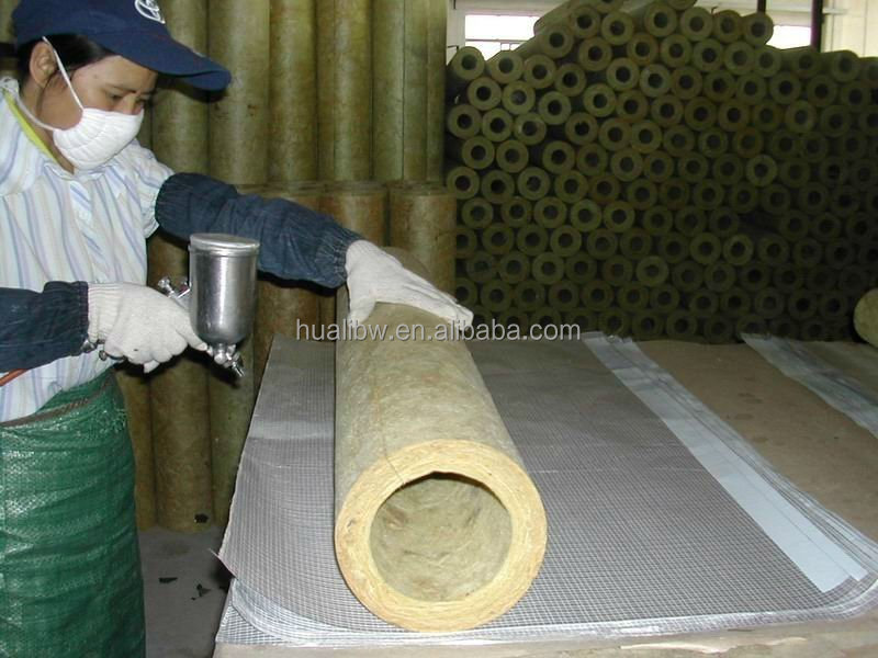 high density best price-rock wool insulation