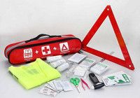 FDA-approved first aid kit, mini first aid kit, car first aid kit