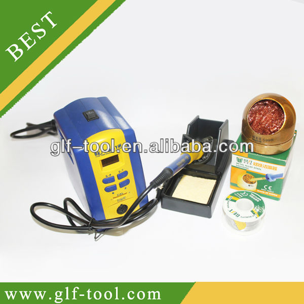 BEST-951 Electric Soldering Irons LED Intelligent Lead-free Rework Station Soldering iron 110V/220V