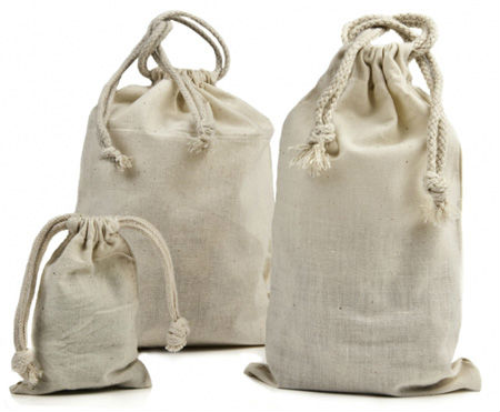 Seed Bag (Cotton or Poly Cotton)