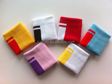 High Quality Cheap Custom Embroidered Sweatbands