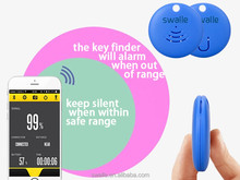 Electronic Wireless Key Finder Locator Alarm Car Keychain Items Phone Finder
