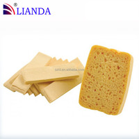 Compressed Cellulose Scrub Sponge for Kitchen Face Cleaning