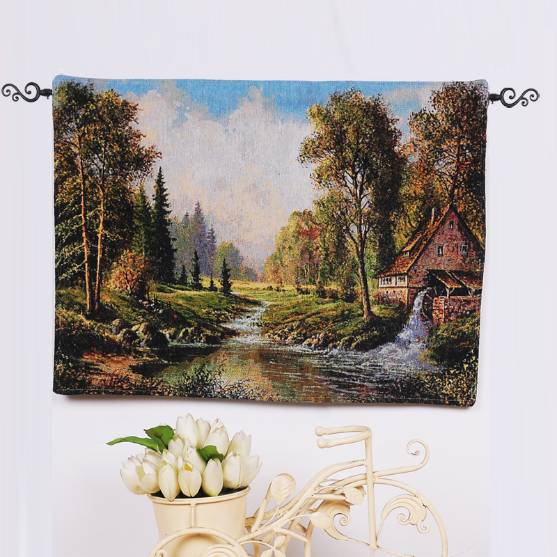 Plus Wholesale Fancy Countryside Wall Hangings