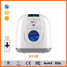 electric portable oxygen concentrator new product Oxygen chinese homecare Atomizing type electric portable oxygen concentrator m
