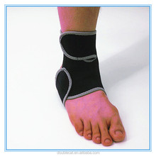 Adjustable waterproof durable neoprene velcro ankle brace