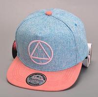Popular New York letter embroidery fresh color outdoors sports hats turcker hiphop baseball basketball snapback caps wholesale