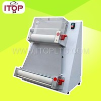 high-quality Electric Pizza dough press machine/pizza dough sheeter