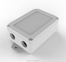 IP67 Small Wall Mounted Plastic Waterproof Enclosures With Holes