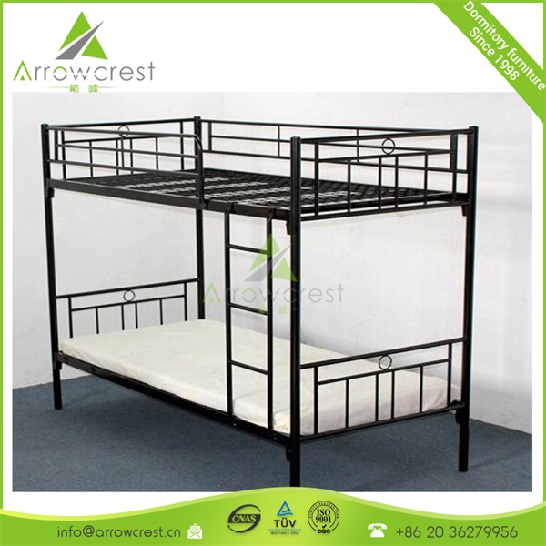Manufacturer enlisted person iron military barracks quarters bunk bed