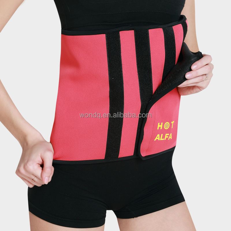 Women's Sauna Sweat Abdomen Slimming Belts Hot Shapers As Seen On TV