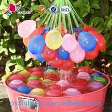wholesale clear magic self sealing balloon 3 inch bunch water balloon price