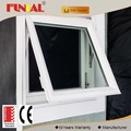 Hongtai manufacturer custom HT102 series double glass aluminum casement window with Australia standard AS2047/AS2208