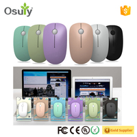 Customize computer mouse for mac 2.4g optical keyboard mouse wireless