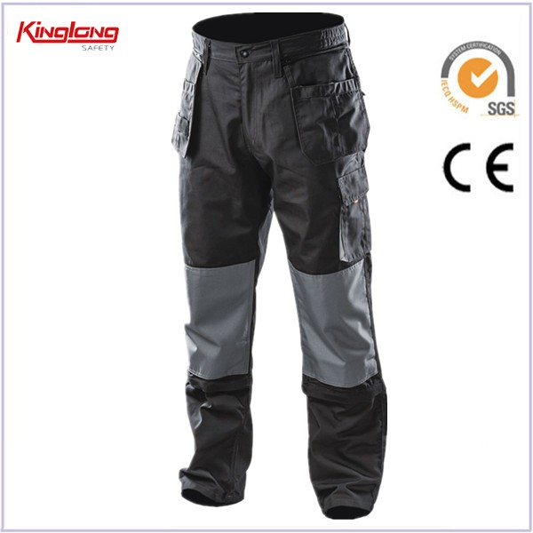 Professional factory work clothes, mens fashion coveralls, workwear trousers