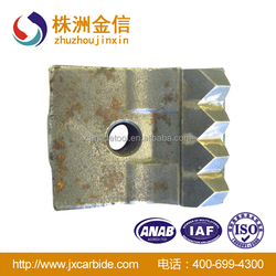 Tungsten Carbide Shield Cutter With High Quality