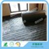 crosslinked polypropylene foam underlayment for LVT floor