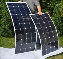 TUV approved Cheap MONO 100W 12V Portable Flexible Solar Panel