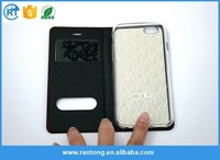 New coming novel design flip leather case for iphone5s reasonable price