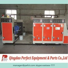 4 color corrugated carton box flexo printing machines