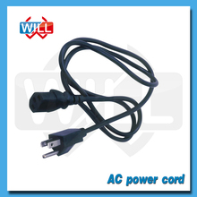 PSE approval 3 pin 250V Japan AC power cord for hair dryer