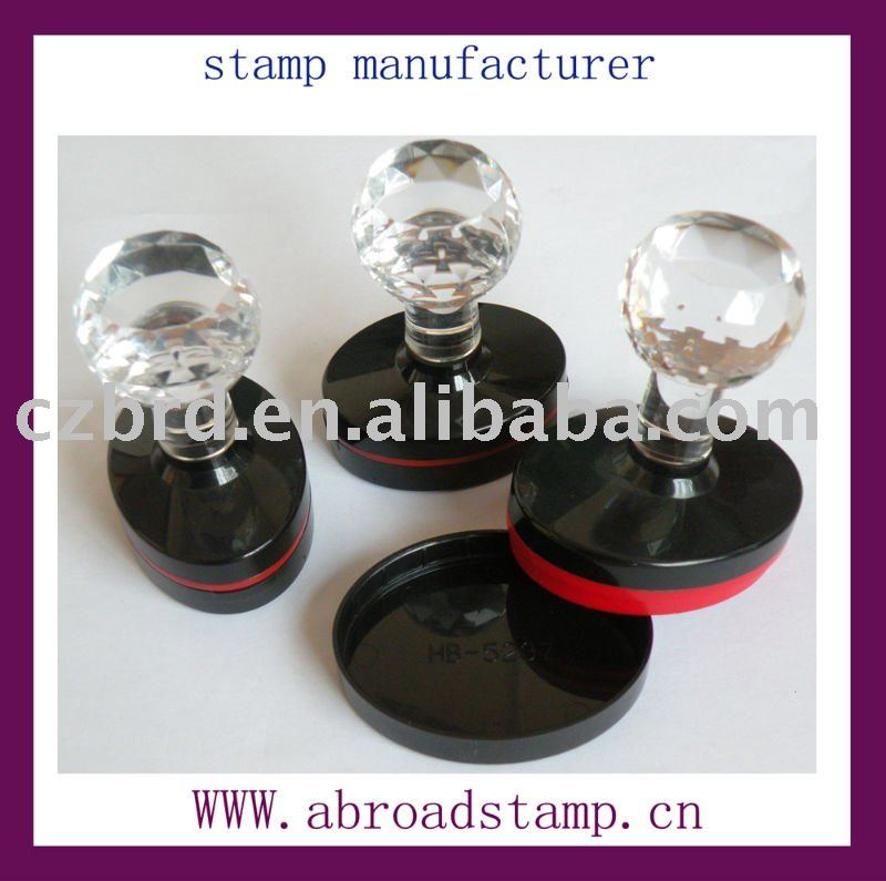 manufacture flash stamp mount&pre ink stamp mount