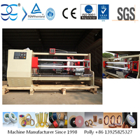 Double Sided Adhesive Tape Masking Tape PVC Tape Auto Cutting Machine