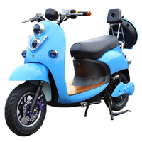 2500W Super Power Full Size Electric Motorcycle