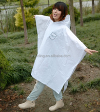 Customizable cheap pvc vinyl waterproof poncho raincoat manufacturer adult raincoat with hood