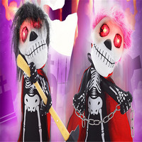 scary party exporter Halloween hand puppets cheap festival supplierr decoration