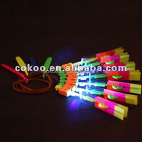 Most popular led toys for children Amazin LedFly Arrow Helicopter wholesale