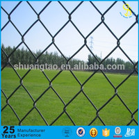 tree guards galvanized chain link fence, chain link mesh from Guangzhou factory