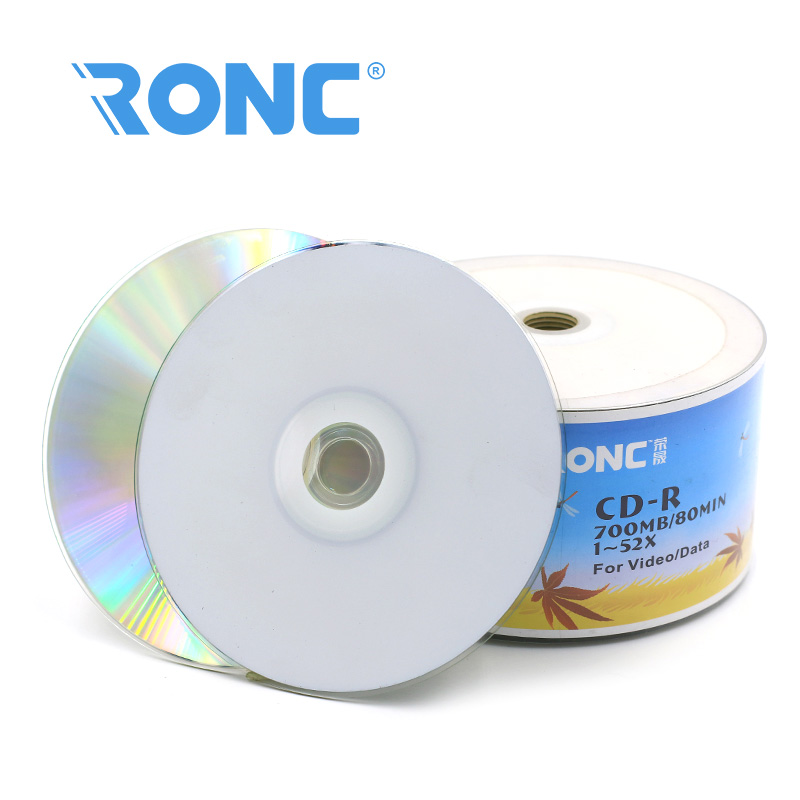 CDR good quality printable CD-R 700MB blank cd