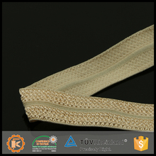 OEM reusable nylon woven fold fresh color knitted elastic
