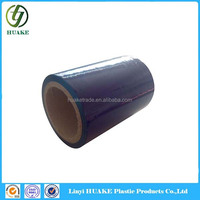 Hot Sale Blue Clear Plastic Vinyl Adhesive Film For Furniture