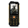 High Quality Bar Design Rugged Phone Old Man Mobile Phone