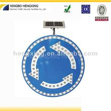 2012 Hot solar traffic sign(HX-SS17)