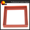 2015 new product complex profile rubber OEM products eco-friendly high strength rubber square gasket
