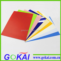 Advertising building use 3/5/10mm thick acrylic sheet two color for sale
