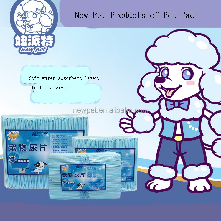 Quality primacy best-selling puppy training pads dog pee pet diaper pad