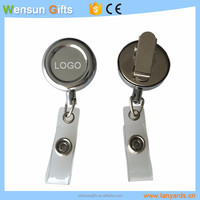 Professional High Quality Metal Badge Reel