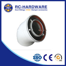 China suppliers double wall aluminum coaxial flue