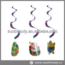 Sunbeauty Brand Foil Hanging Easter Decoration Products