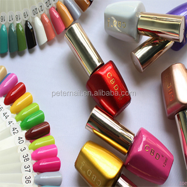 New Arrival CBD uv gel polish fashionable no uv gel nail dryer nail hard gel