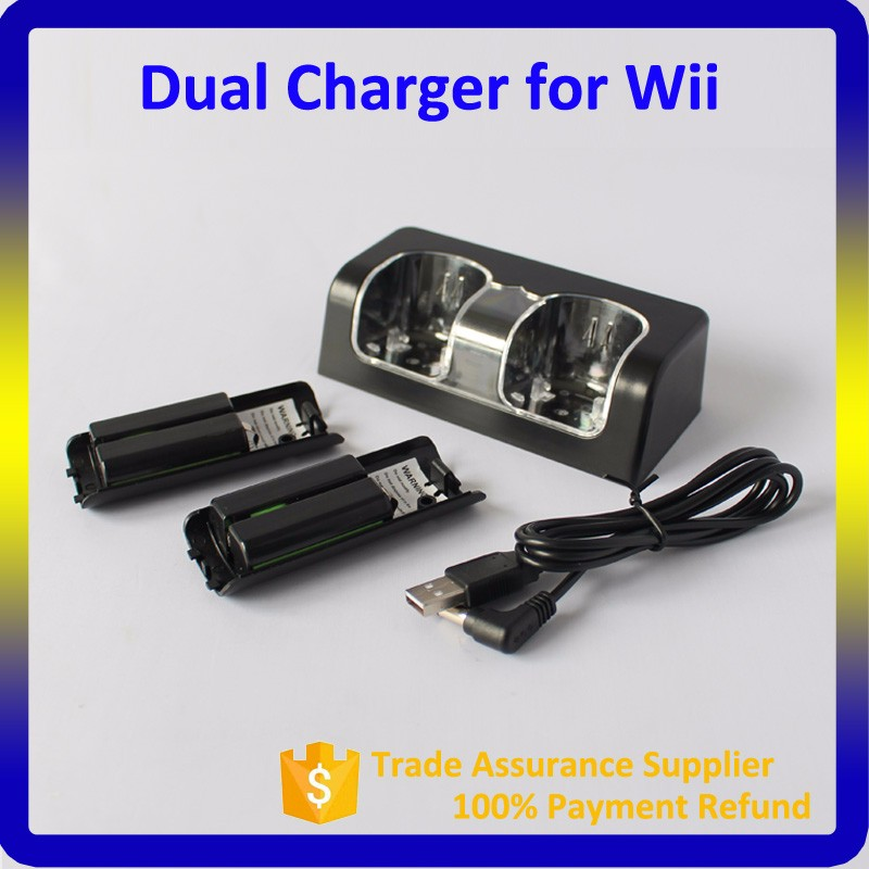 Best 2 Rechargeable Battery Packs For Nintendo,For Wii