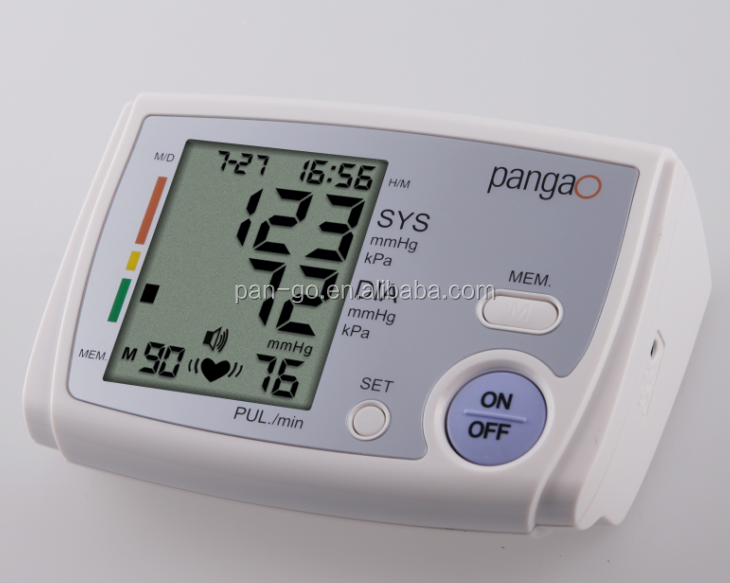 New products on china market monitor blood pressure meter